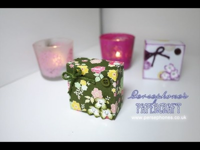 "4-1.2"" x 6-1.2"" Series: Regular Square Box 