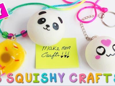5 minute crafts - 3 Easy Squishy Hacks. Crafts - simplekidscrafts