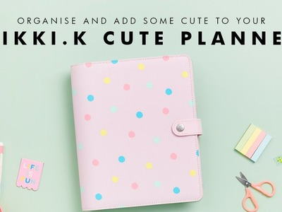 Decorate your Planner and Add Some Cuteness