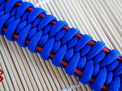 Fishtail Belly Paracord Bracelet Tutorial