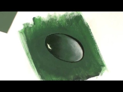 How do you Paint a realistic Waterdrop?