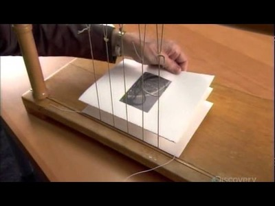 How It's Made Traditional Bookbinding