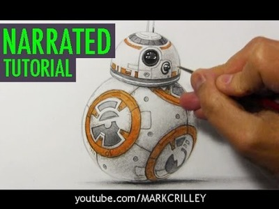 "How to Draw BB-8 from ""STAR WARS: The Force Awakens"""