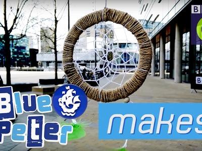 How to make a Dreamcatcher - Blue Peter - CBBC