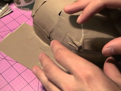 How to make a Duct tape safari hat!