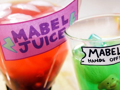 How to Make MABEL JUICE from Gravity Falls Feast of Fiction S5 Ep09
