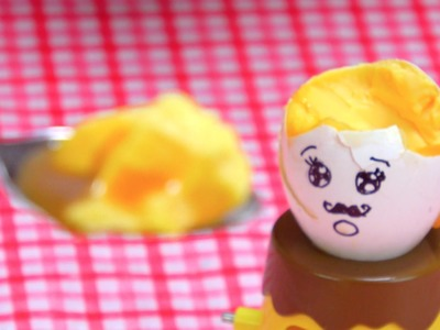 How To Make Pudding In An Egg