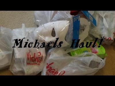 Michaels Haul including $2 Grab Bags!