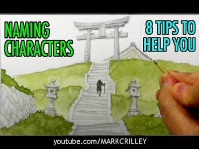 Naming Your Characters: 8 Tips to Help You