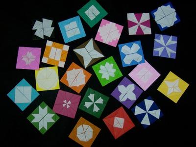Origami Maniacs 194: The Windmill Base. La Base de Remolino