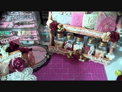 Pocketfull of Embellishments Swap for Natalie Putsomeblingonit