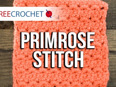 Primrose Stitch Left-Handed Tutorial