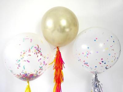 Quick & Easy Balloon Party Hacks | BirdsPartyTricks