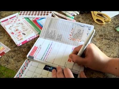 Traveler's Notebook Plan With Me | Week 26