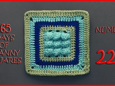 365 Days of Granny Squares Number 227