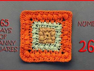 365 Days of Granny Squares Number 264