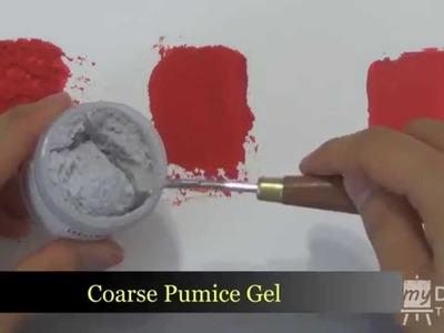 Acrylic Painting Medium, Gel & Molding Paste Review (Golden Artist Color)