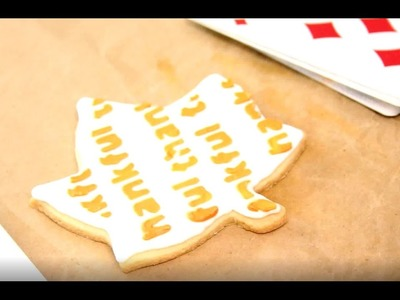 Create Stencils Perfect for Decorating Cookies with ScanNCut