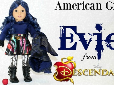 Descendants Evie Doll | American Girl Doll Review