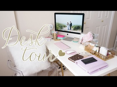 Desk Tour: What's on my Desk? | Charmaine Dulak