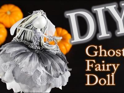DIY Ghost Fairy Doll   How To Make A Fairy Doll