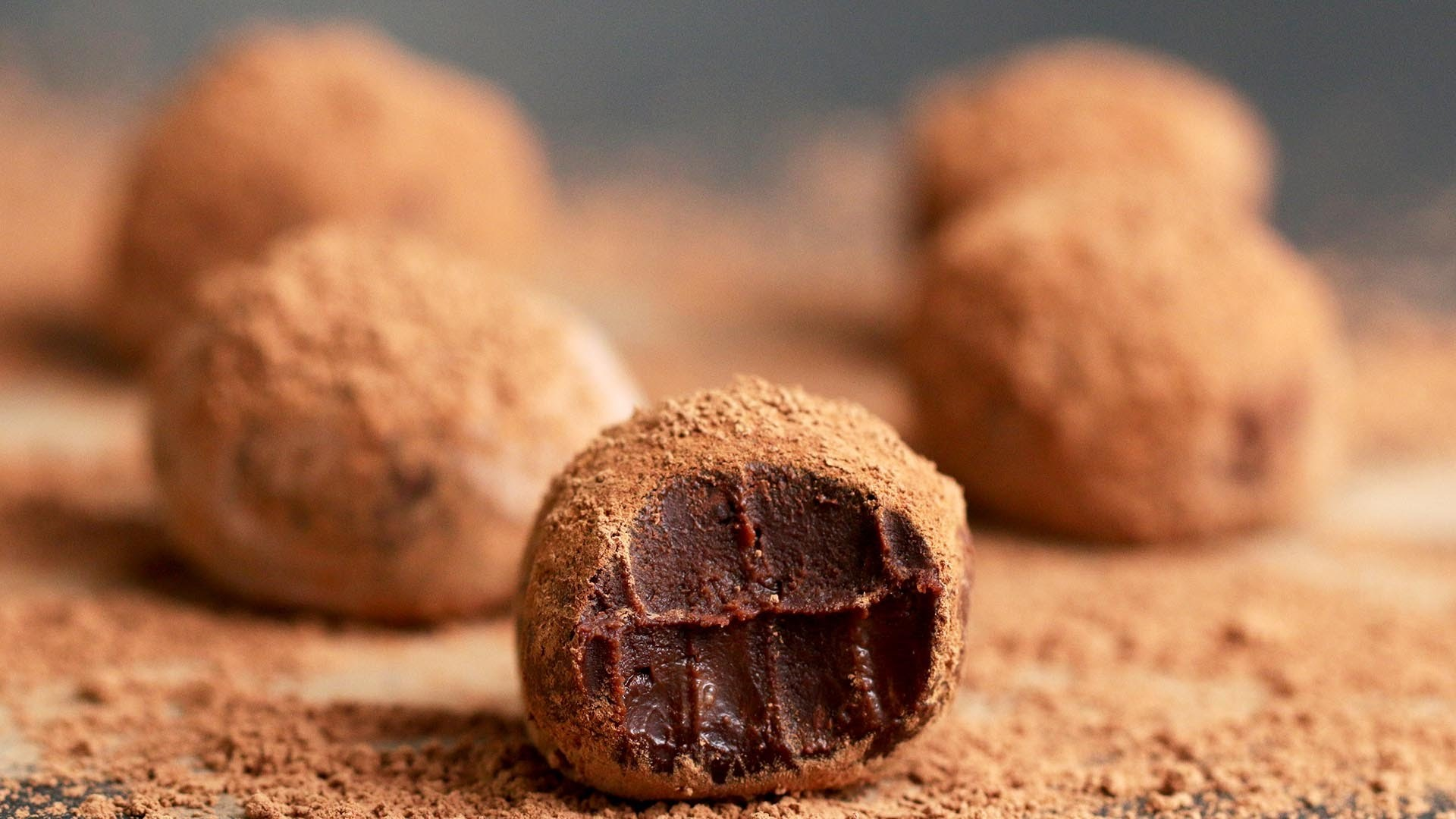 Easy Chocolate Truffles 4 Ways, My Crafts and DIY Projects