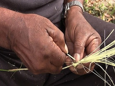 Gullah Geechee Series Part 1: Basket Weaving
