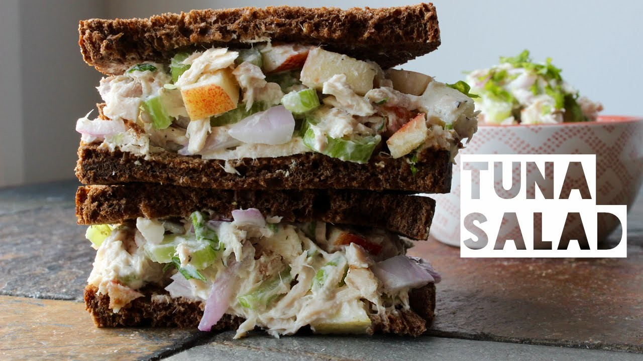 Tuna Salad Recipe Calories