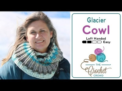 How to CrochetHow to Crochet A Cowl: Glacier Cowl