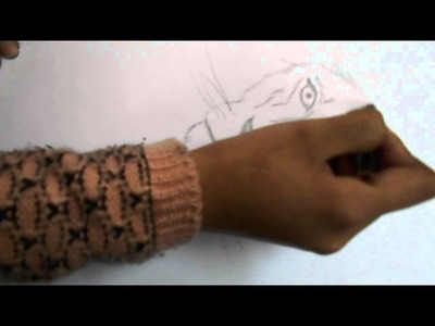 How to Draw a Lion Face: Easy way Step by Step drawing for kids and beginners