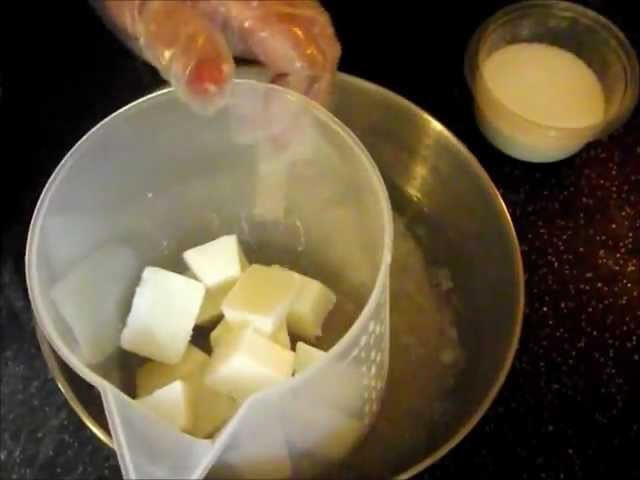 How To Make A Milk Soap!