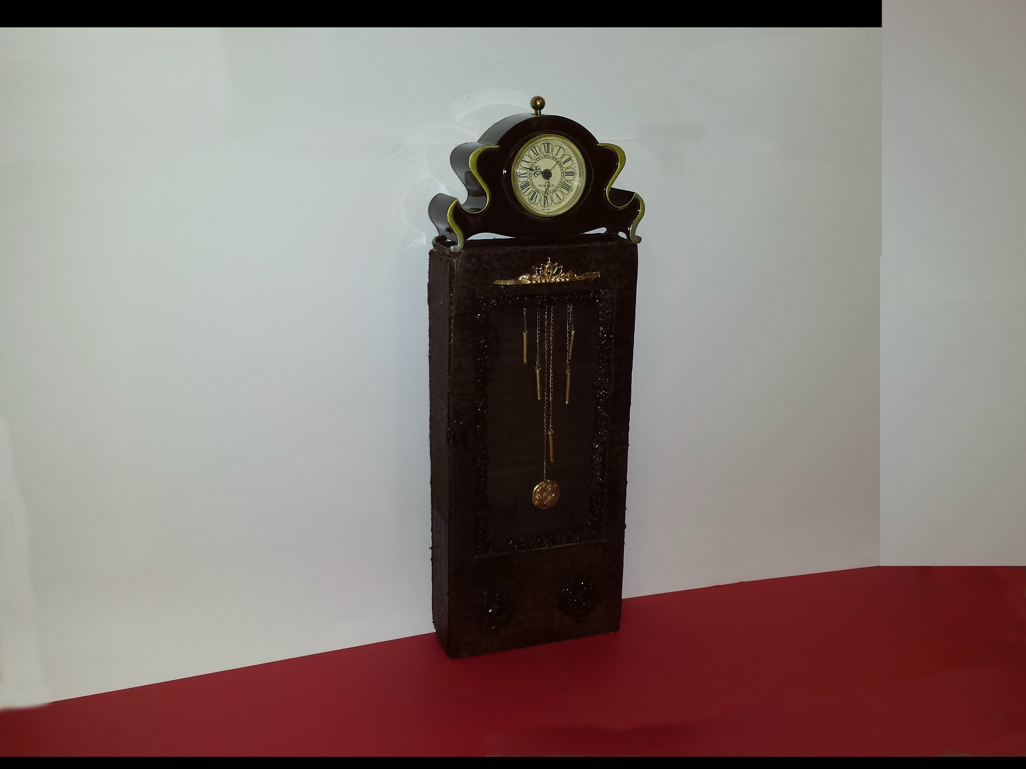 How to make a Stand Clock
