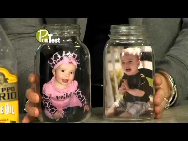 Pictures in a Jar PinTest