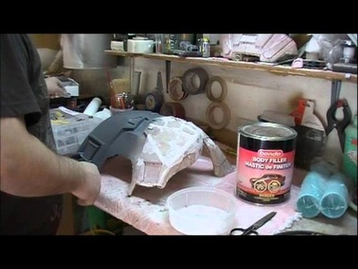Smoothing and Shaping your Pepakura (Episode 04)