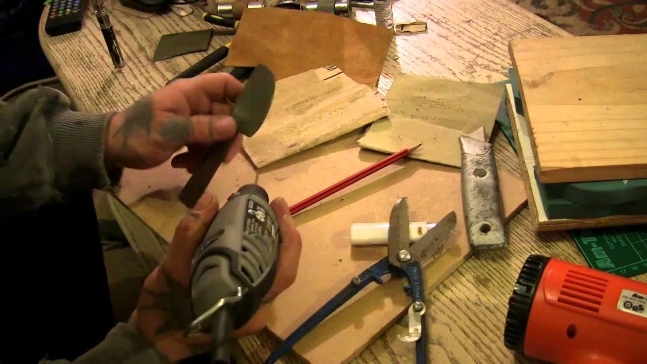 Diy Kydex Press Scalpel Sheath