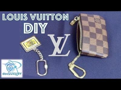 DIY | Louis Vuitton DIY cles upgrade