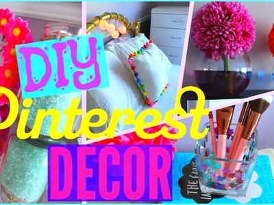 DIY Pinterest Room Decor TESTED!!!