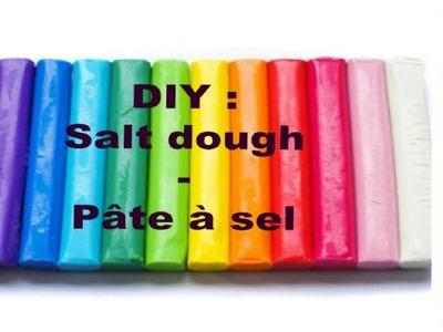 | DIY Salt dough for day care, homemade | طريقة عمل عجينة الملح في البيت