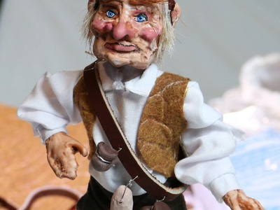 Episode 3: DIY Hoggle Doll from Labyrinth