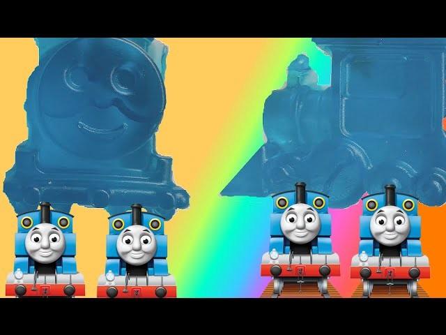 How to Make Jello Thomas The Train Fun & Easy DIY Homemade Thomas and Friends Candies kids video