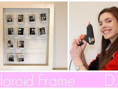 Polaroid Frame DIY