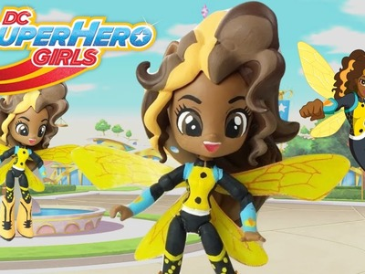 BumbleBee DC Super Hero Girls Tutorial MLP Mini | Start With Toys