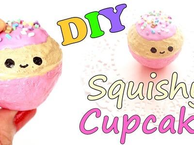DIY Cupcake Squishy Tutorial - Make Up Sponge