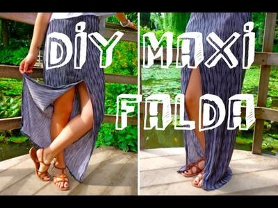 ✭ DIY Maxi Falda (n°2)