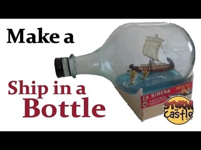 How to Make a Ship in a Bottle: Odysseus and the Sirens