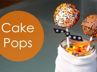How to make CAKE POPS ♥