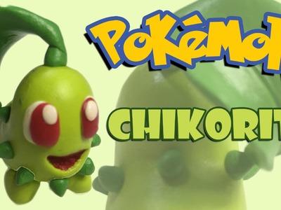 How to make Chikorita | Pokemon GO | BunBum's Play doh.Clay Tutorial video