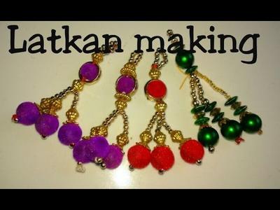 How to make Latkan