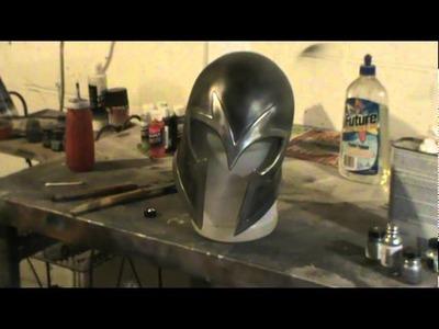 How to make Plastic look like metal