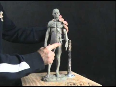 How To Sculpt In Clay #1 - How To Troubleshoot Some Sculpting Issues